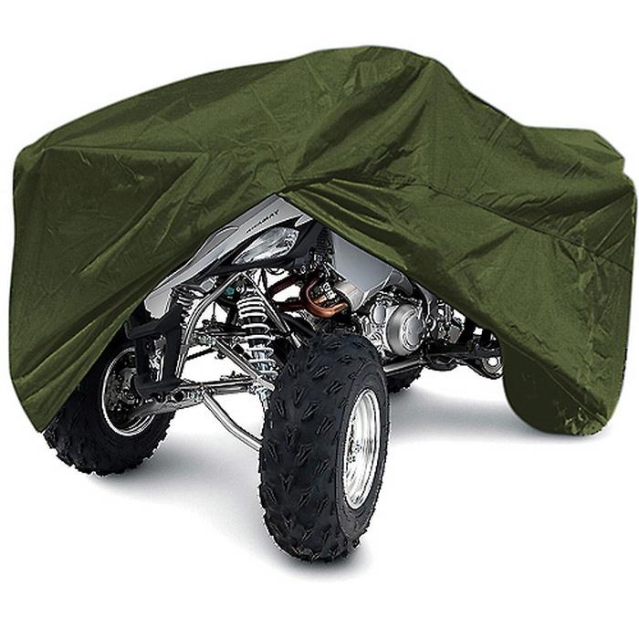 Чехол-тент для квадроциклов ATV, размер L (220х125х85см), AutoStandart 102133