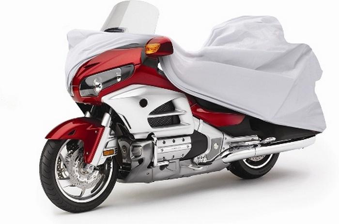 Чехол-тент для мотоциклов , размер (260х100х130см), AutoStandart 102128