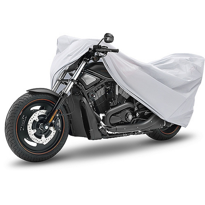 Чехол-тент для мотоциклов и скутеров Classic, размер M (203х89х119см), AutoStandart 102125