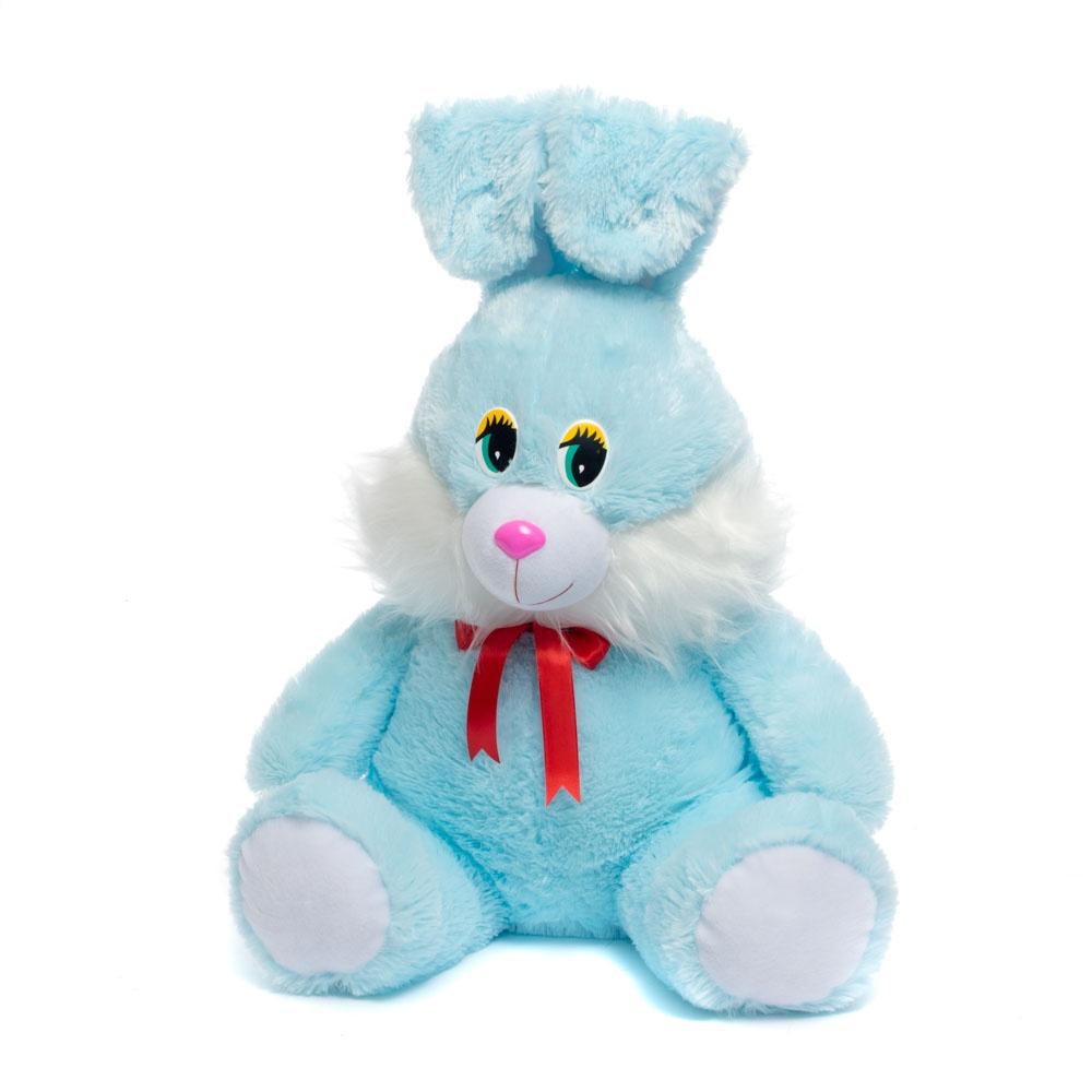 Мягкая игрушка Заяц большой Нижегородская Игрушка См-286-5