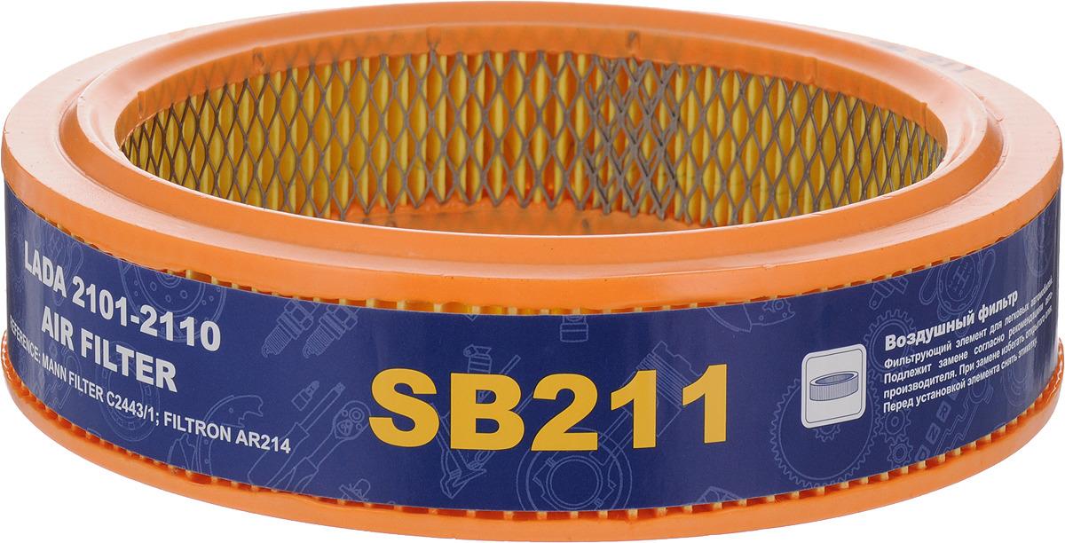 Воздушный фильтр SCT SB211 chevrolet
