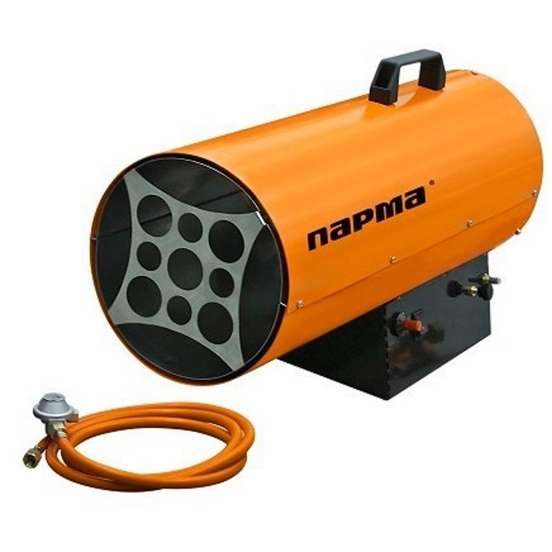 Тепловая газовая пушка ПАРМА ТПГ- 10 (10 кВт, 300 куб.м/час) газовая тепловая пушка prorab lpg 50 he