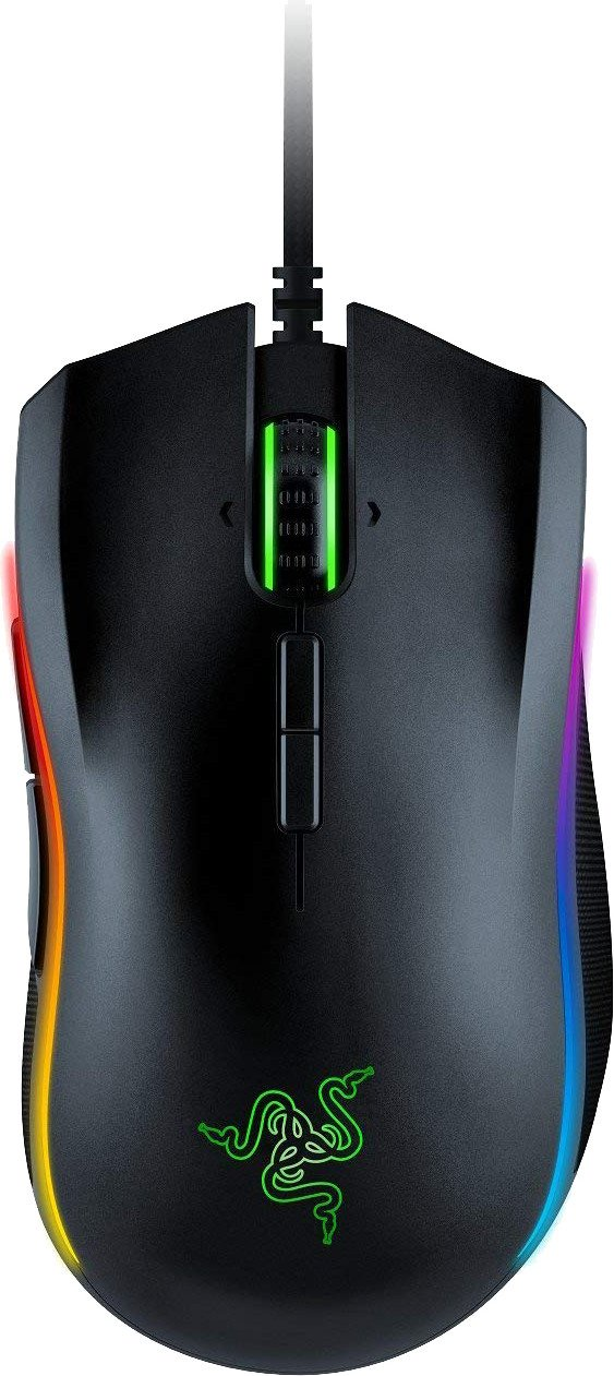 лучшая цена Мышь Razer Mamba Elite - Right-Handed Gaming Mouse - FRML Packaging