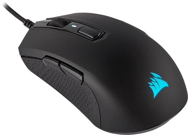 Игровая мышь Corsair Gaming M55 RGB PRO Ambidextrous Multi-Grip Gaming Mouse
