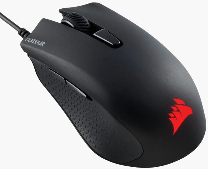 Игровая мышь Corsair Gaming HARPOON RGB PRO Gaming Mouse, Backlit RGB LED