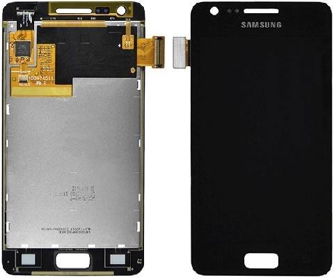 Samsung Galaxy R i9103 - LCD-дисплей с сенсорным стеклом