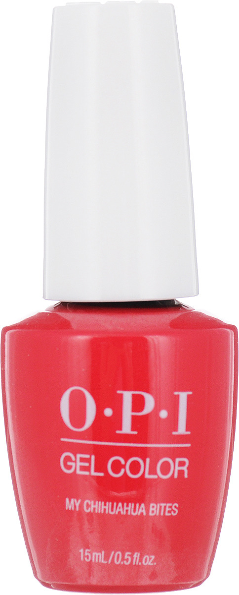 "OPI Гель-лак GelColor ""My Chihuahua Bites"", 15 мл"