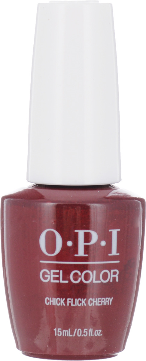 "OPI Гель-лак GelColor ""Chick Flick Cherry"", 15 мл"