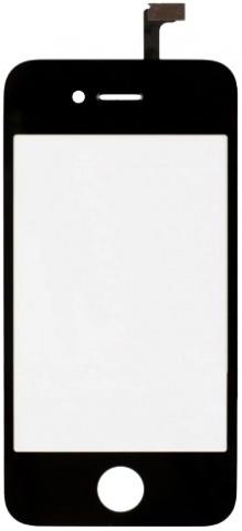 Тачскрин для iPhone 4 (чёрный)