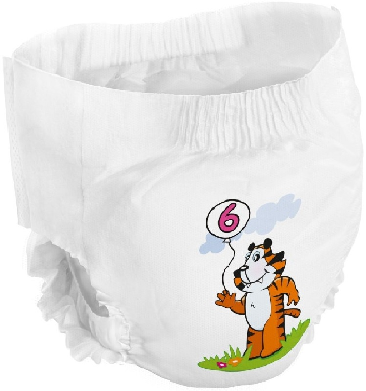 Трусики Bambo Nature XL Plus 18+ кг (18 шт)