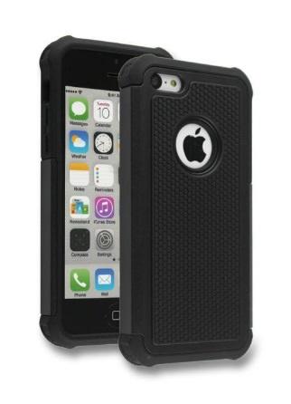 Чехол-бампер MyPads для IPhone 5/5S/SE/5SE Противоударный усиленный ударопрочный черный картина маслом сова pattern мягкий тонкий тпу резиновая крышка силиконовый гель чехол для iphone 5 5s 5se