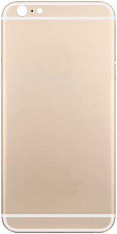 Задняя крышка для iPhone 5S в стиле iPhone 6 (золотой) крышка задняя дисней лукас для iphone 6 р2д2