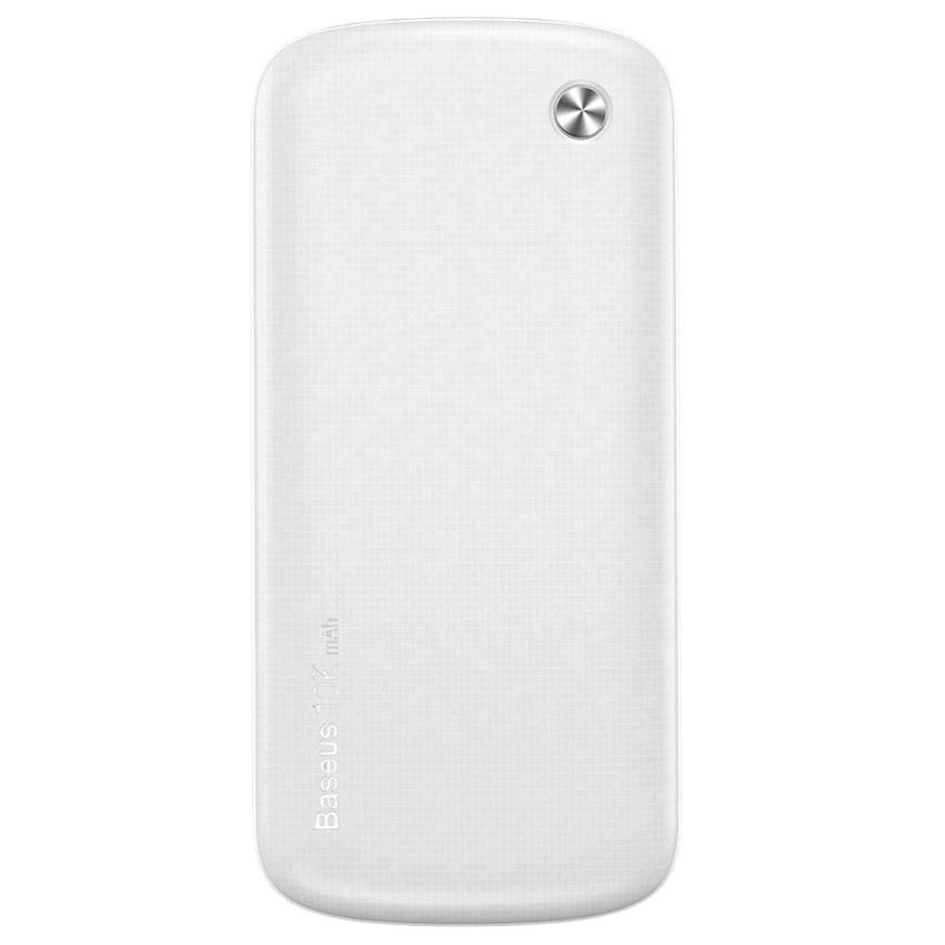 Фото - Внешний аккумулятор Baseus Plaid 10000mAh - White Pixel аккумулятор