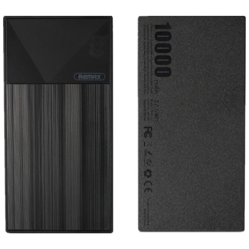 лучшая цена Внешний аккумулятор Remax Thoway RPP-55 10000mAh - Черный