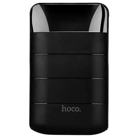 Внешний аккумулятор Hoco B29 10000mAh - Черный аккумулятор hoco j38 comprehensive 10000mah black