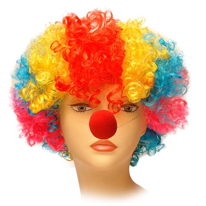 Фото - Парик карнавальный Клоун парик косплей cosleader perucas sallei peluca wig 028a