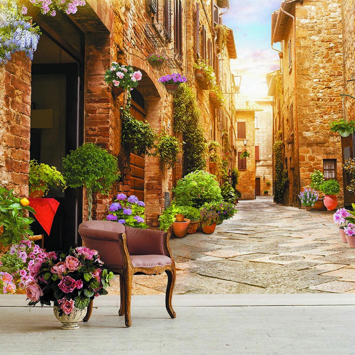 Картинки улочки и дворики
