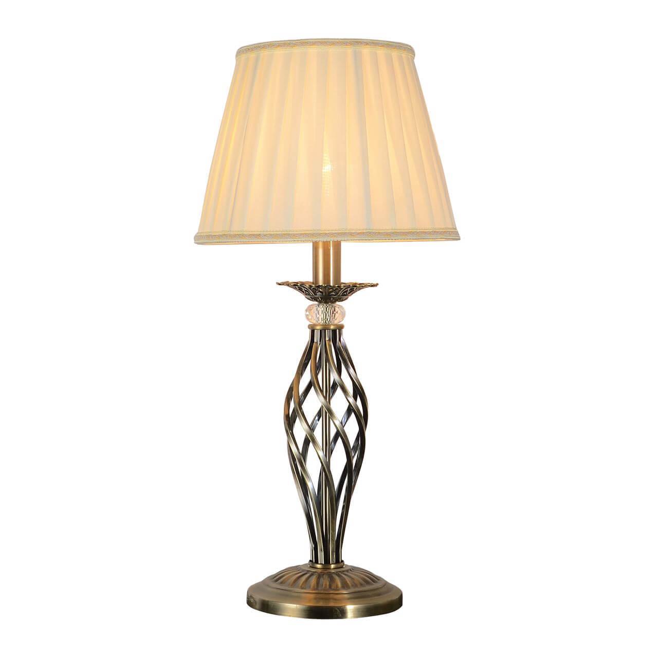 Настольный светильник Omnilux OML-79114-01, E14, 40 Вт