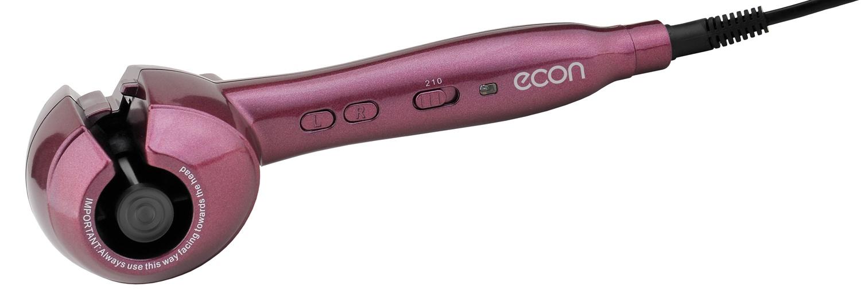 Автоматический стайлер для завивки волос ECON с керамическим роликом