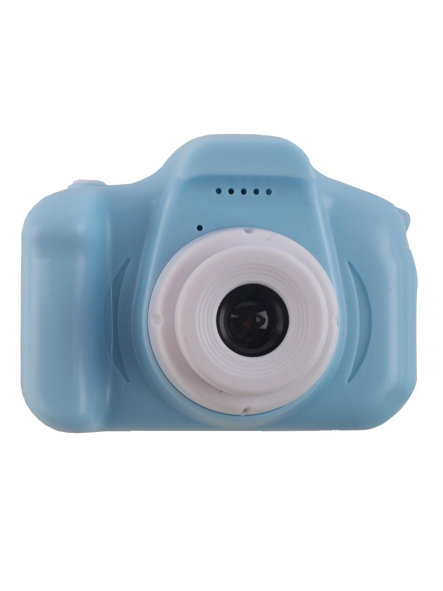 Фотоаппарат детский L.A.G. mp1706, цвет голубой