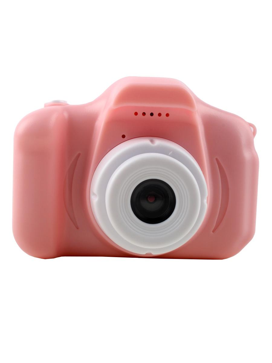 Фотоаппарат детский L.A.G. mp1706, цвет розовый