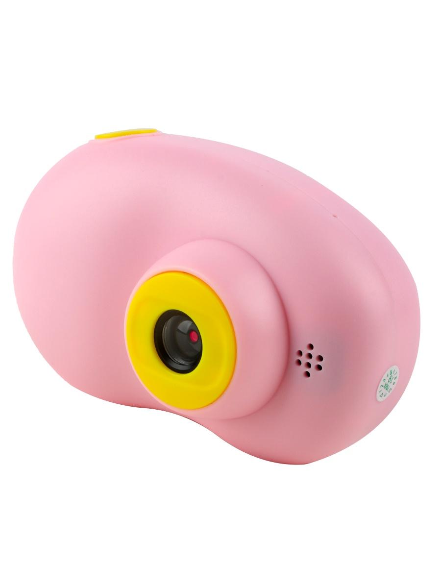 Фотоаппарат детский L.A.G. mp1707, цвет розовый