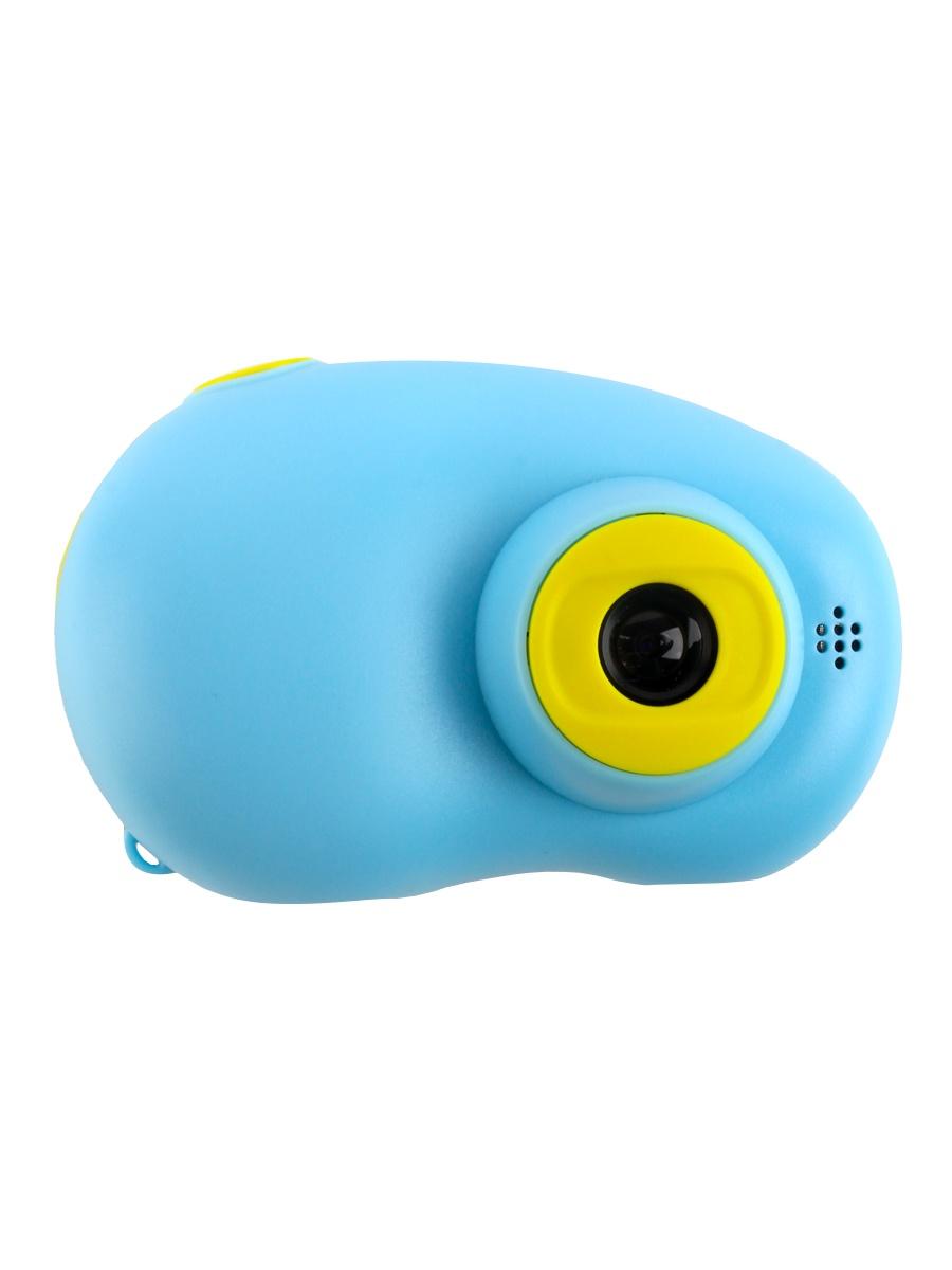 Фотоаппарат детский L.A.G. mp1707, цвет голубой