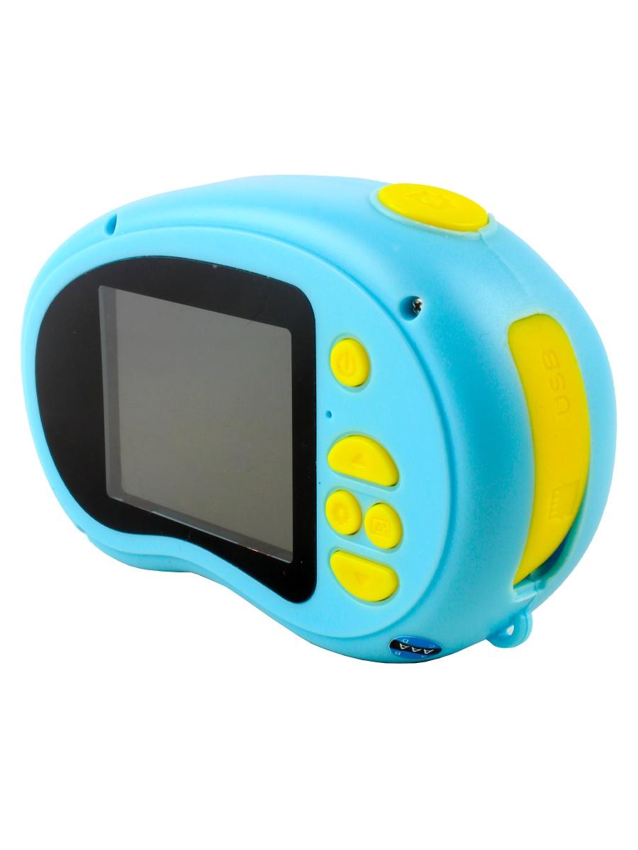 Фотоаппарат детский  L. A. G.  mp1707, цвет голубой L.A.G.