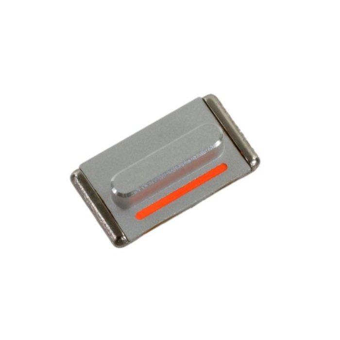Кнопка Mute для iPhone 5 (белая)