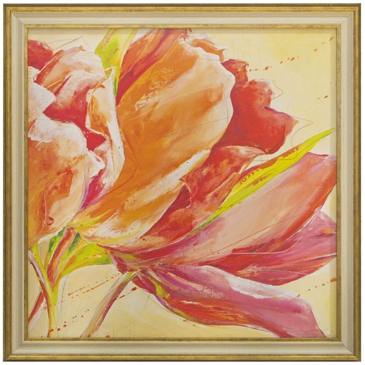 Картина 50х50 Цветы редакция журнала толока делаем сами толока делаем сами 05 2018