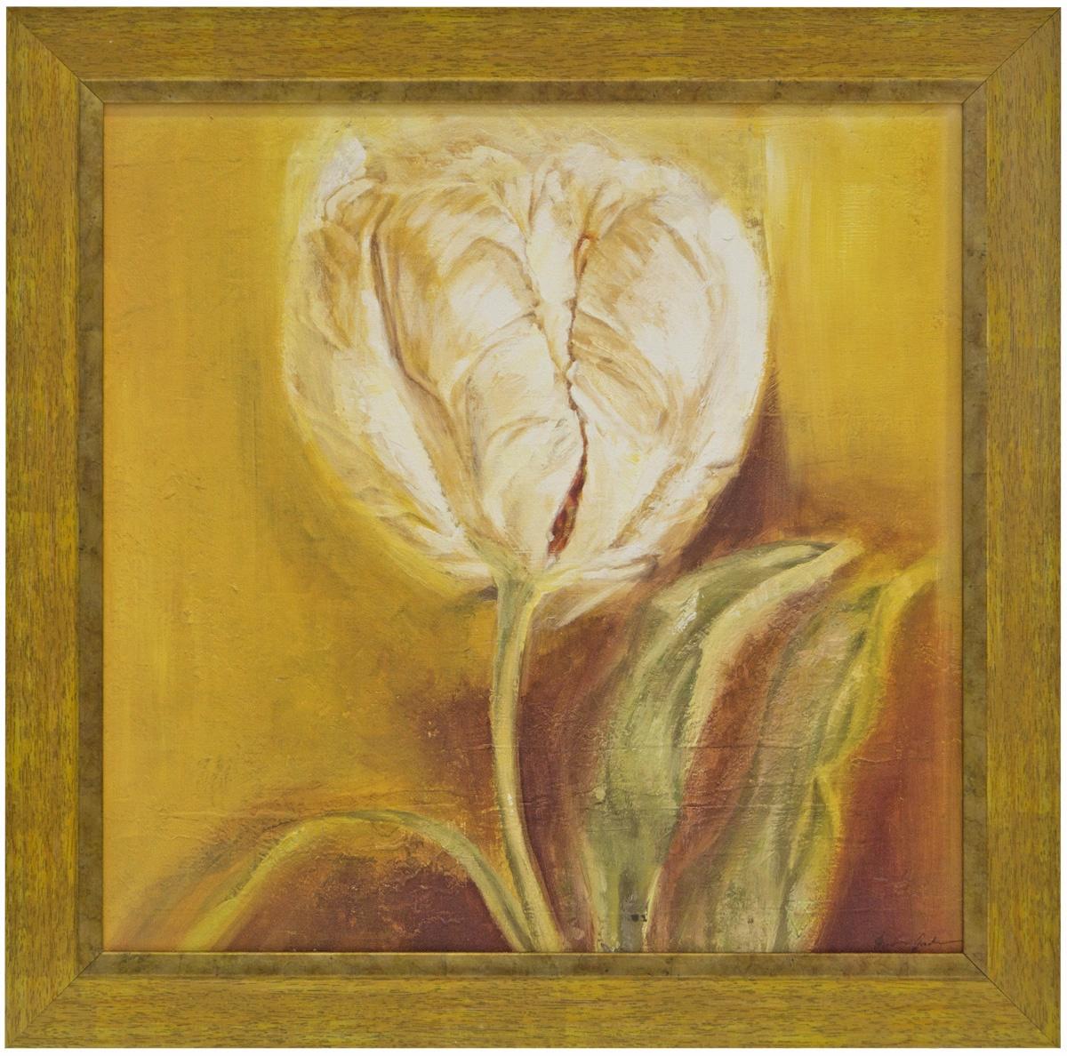 """Картина 50х50 """"Цветок"""""""