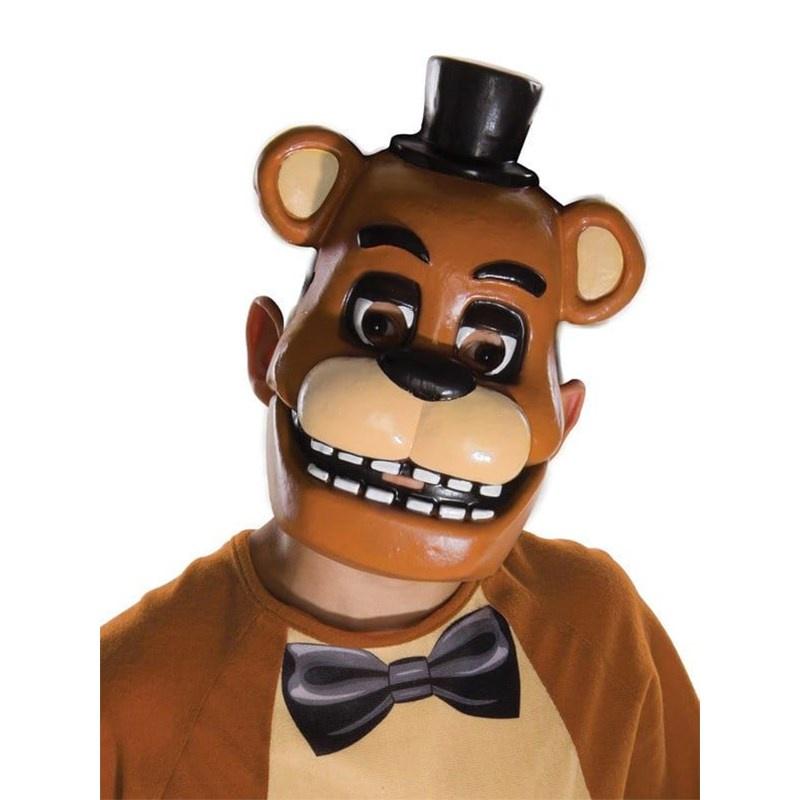 Маска Фредди в шляпе (Kid's Freddy 1/2 Mask)