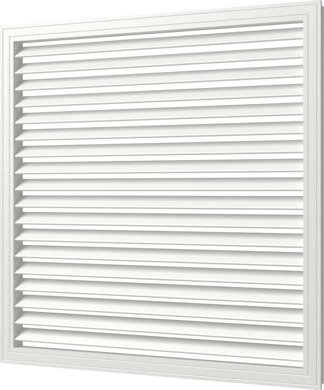 цена Вентиляционная решетка ERA, П6060Р, белый онлайн в 2017 году