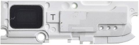 Нижний динамик в сборе для Samsung Galaxy Note II N7100 (Белый)
