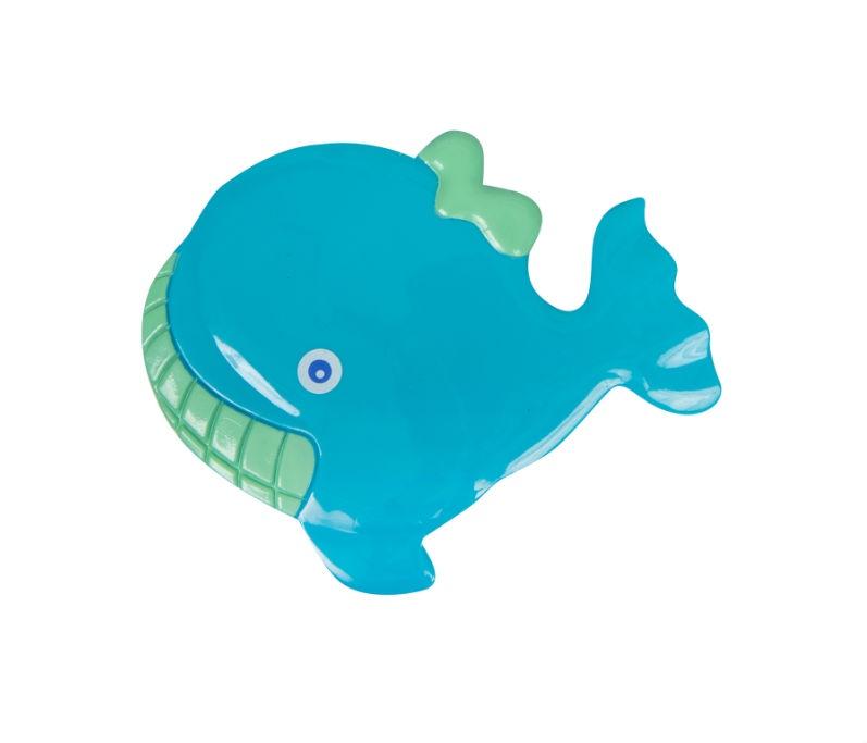 Мини-коврик для ванной комнаты КИТ синий