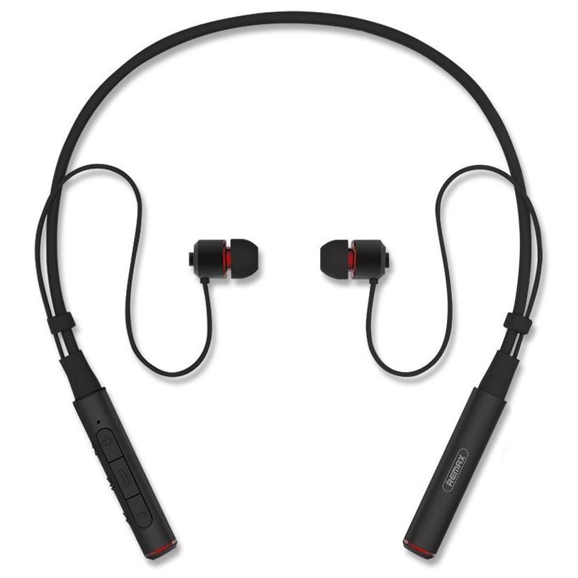 Bluetooth-наушники Remax RB-S6 - Черные remax rb s18 black
