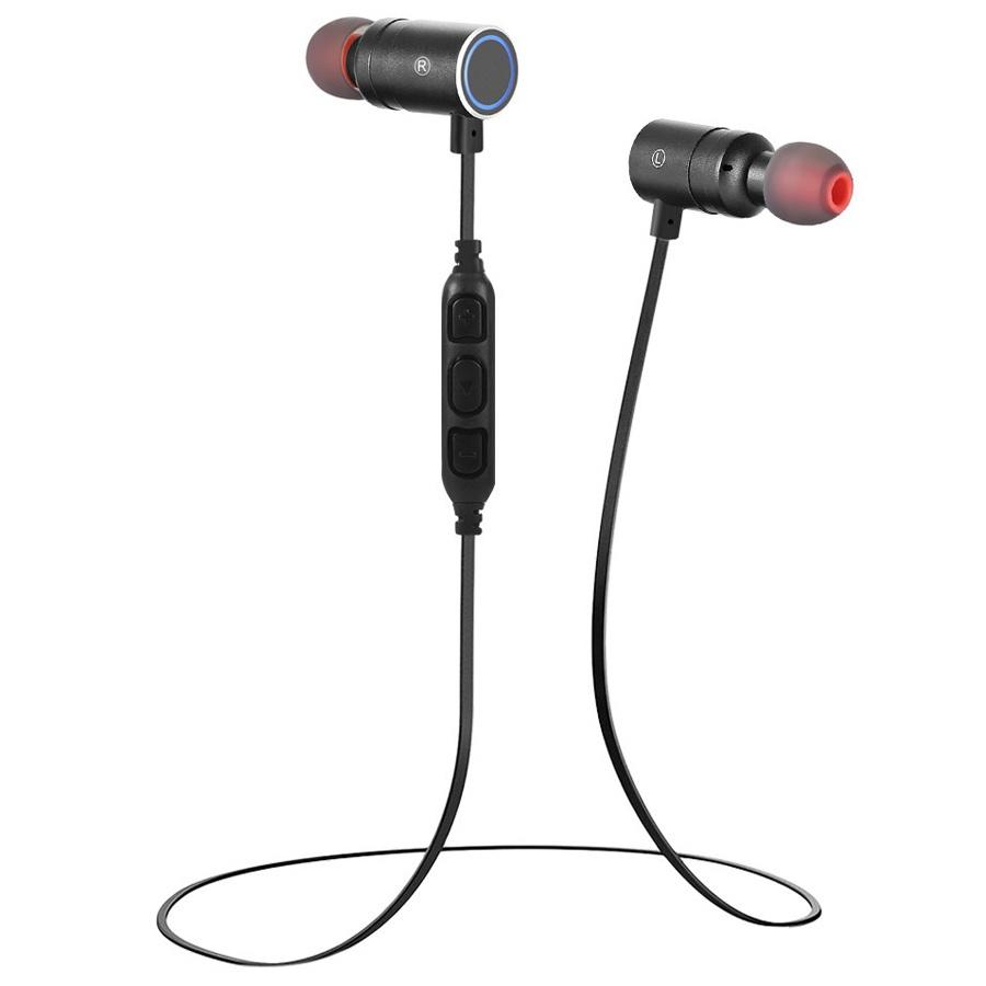 Bluetooth-наушники Awei AK8 - Черные