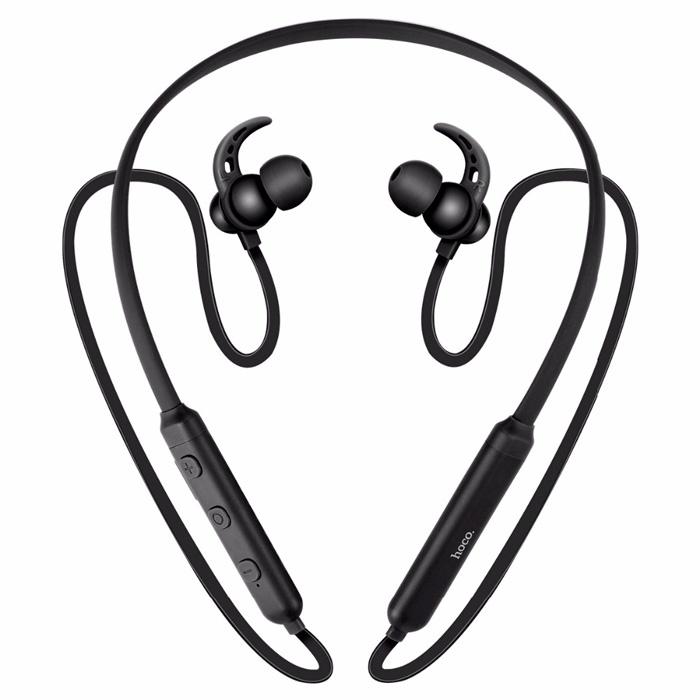 Bluetooth-наушники Hoco ES11 - Черные hoco e16 bluetooth white