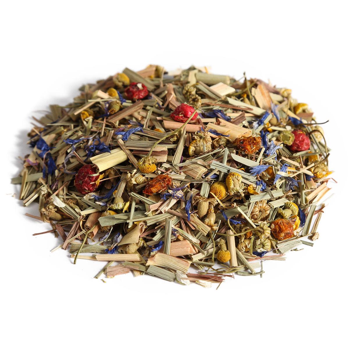 Чай листовой Первая Чайная Компания Крымская здравница, травяной, 100 г teacher крымская весна чай листовой 500 г