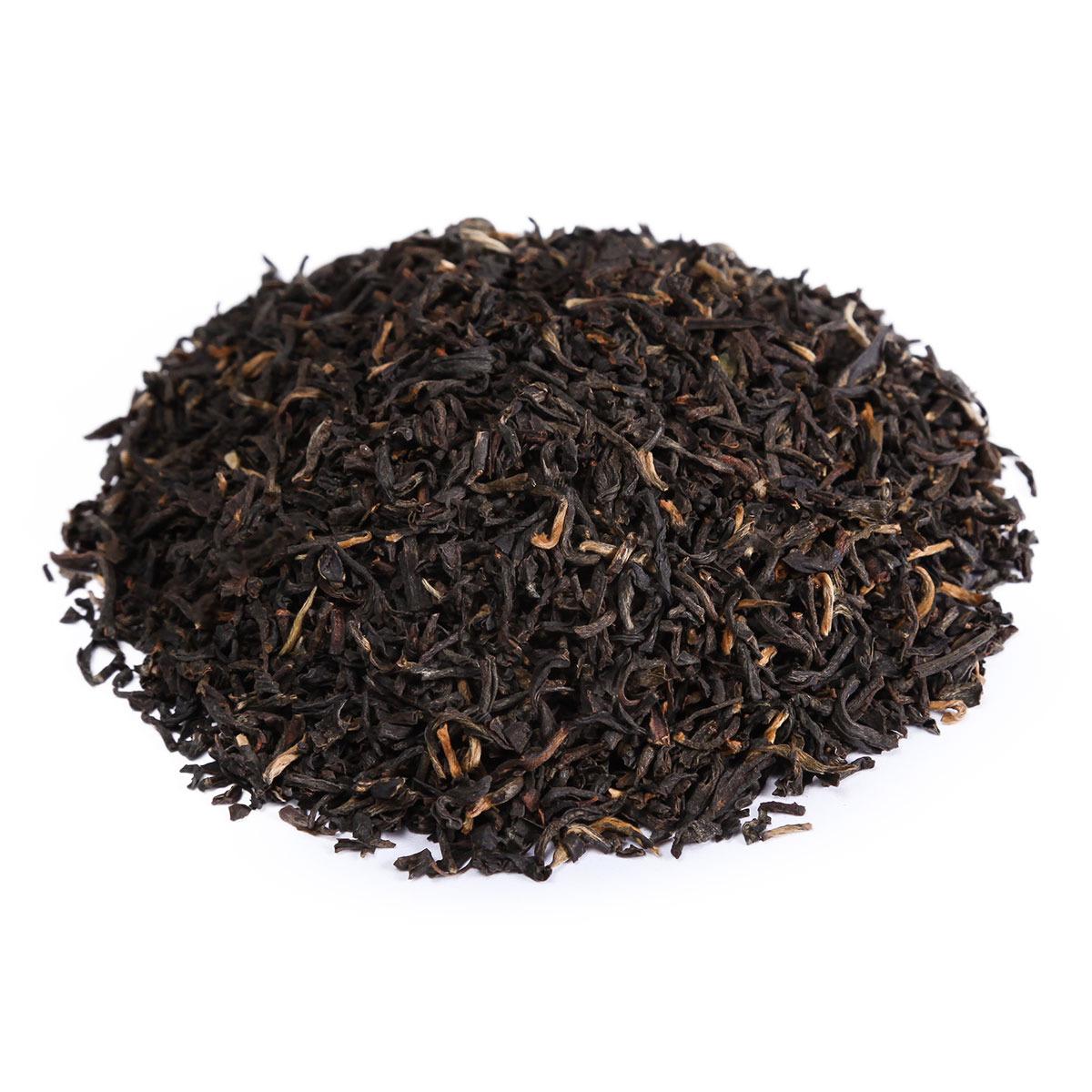 Чай листовой Первая Чайная Компания Дянь Хун, красный, 100 г типсовый дянь хун op