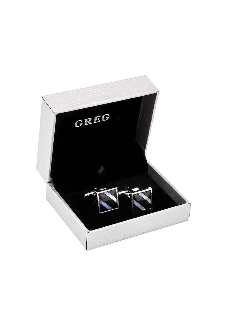 Фото - Запонки бижутерные Greg рубашка greg greg mp002xm05sgb