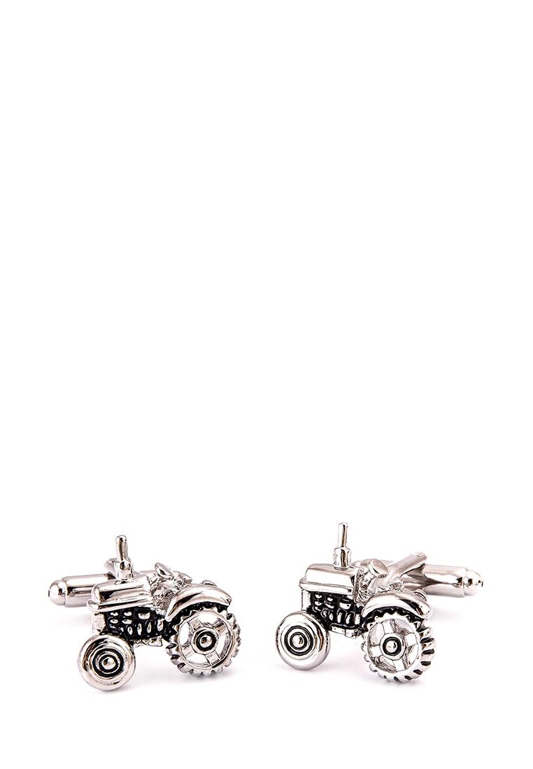Запонки бижутерные Greg запонки мужские greg цвет серебристый 170457