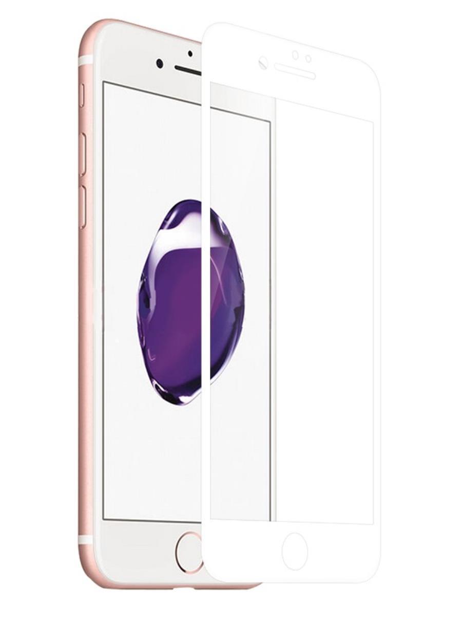 Защитное стекло для Apple iPhone 7 Plus защитное стекло red line 3d для apple iphone 7 белый