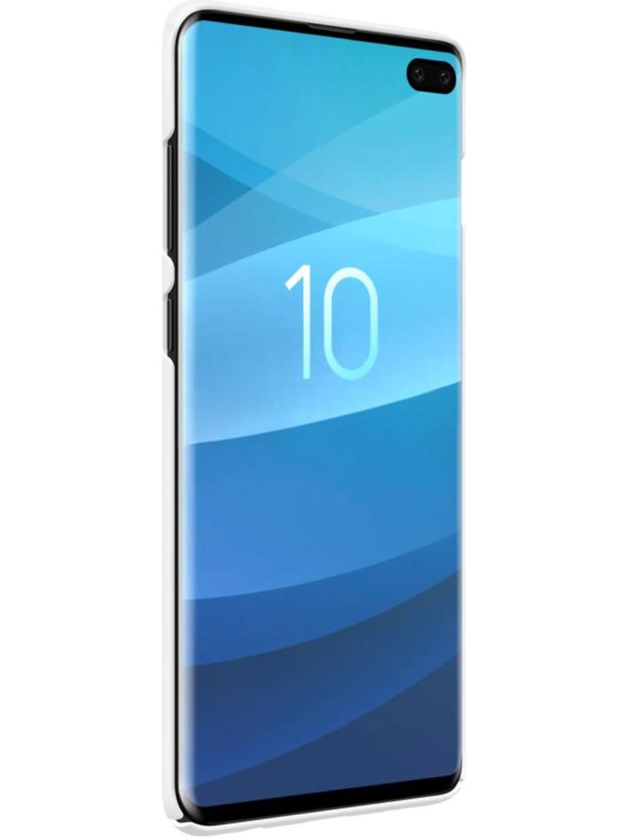 Пластиковый чехол для телефона Samsung Galaxy S10 Plus