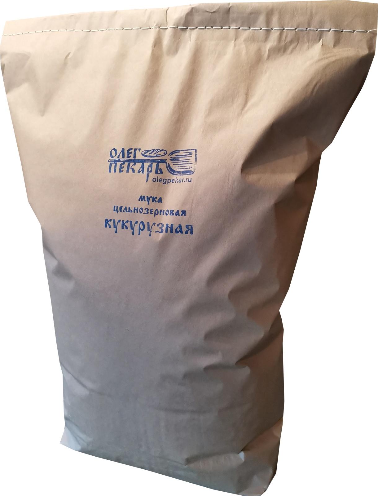 Мука цельнозерновая кукурузы, 10 кг пудовъ мука пшеничная обойная цельнозерновая 1 кг