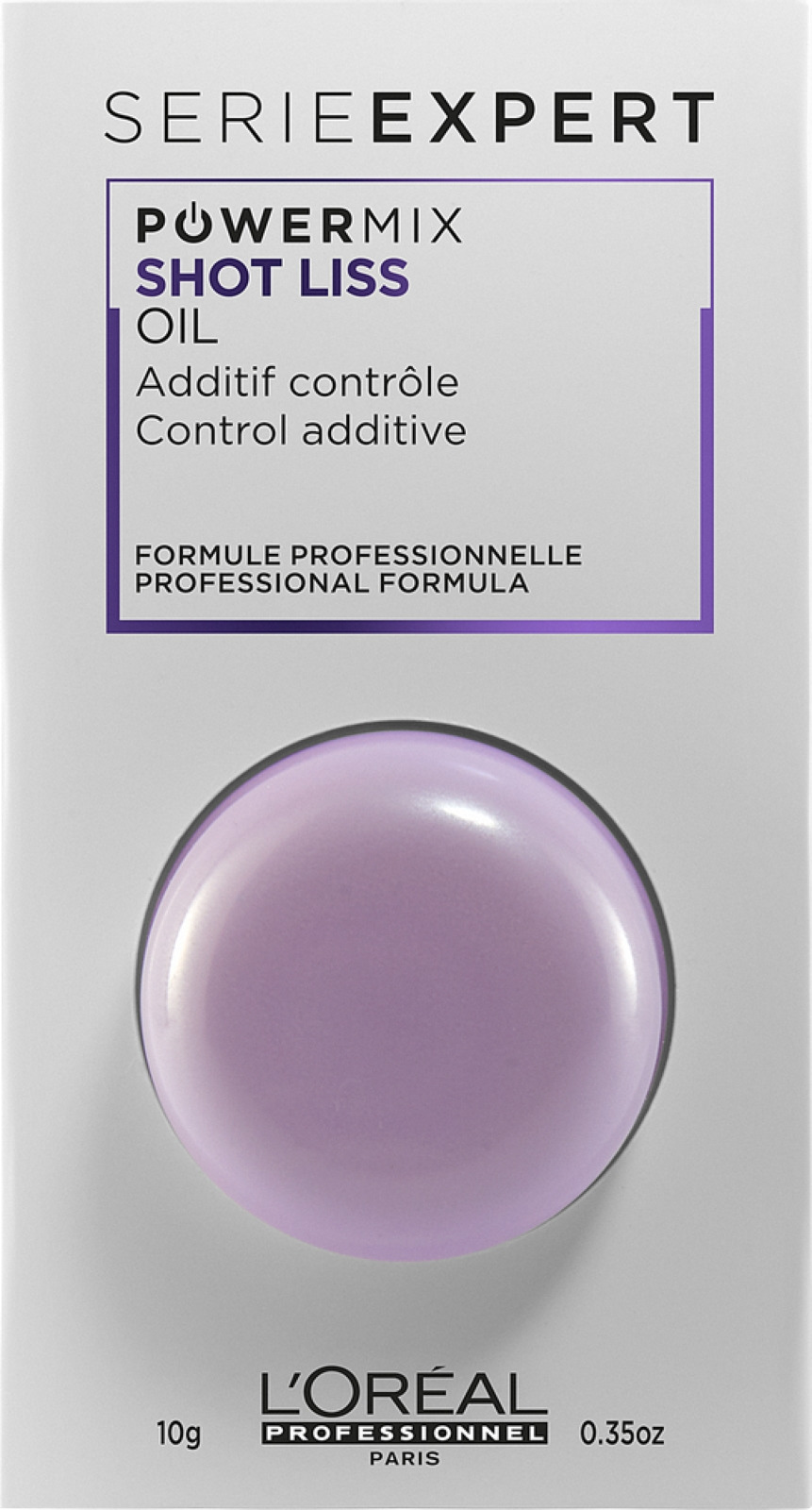 Шот для волос L'Oreal Professionnel Serie Expert Liss Unlimited, для непослушных волос, 10 мл шампуни шот для волос