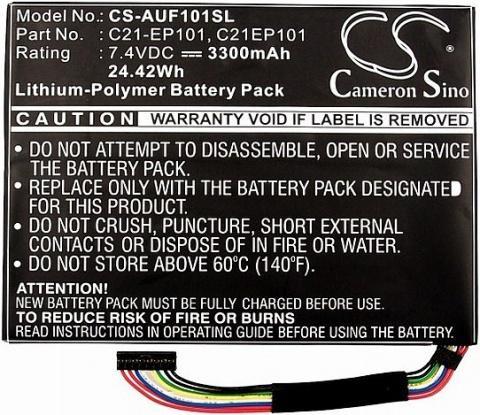 цена на Аккумулятор для Asus Eee Pad Transformer TF101, TF101G, TR101 (C21-EP101)