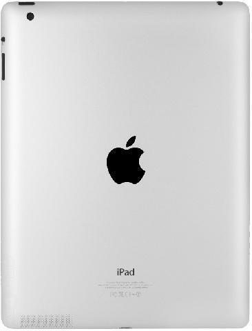 Задняя крышка для iPad 3 32GB Wi-Fi