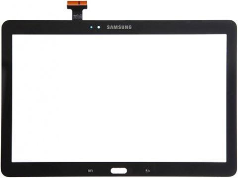 Тачскрин (сенсорное стекло) для Samsung Galaxy Note 10.1 2014 Edition P600 (Оригинал, чёрный)