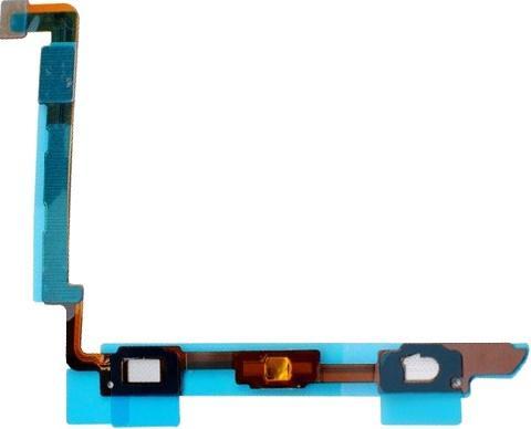 Шлейф кнопки Home для Samsung Galaxy Note 2 N7100 enkay protective plastic back case for samsung galaxy note 2 n7100 grass green